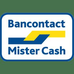 Voor Belgie hebben we Bancontact Mister Cash!